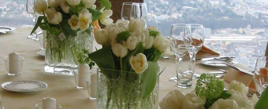 Arrangement de tulipes