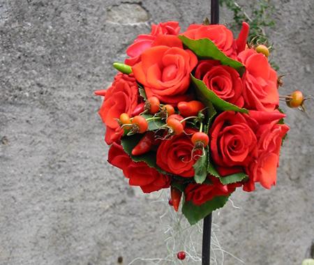 bouquet_boule_rouge