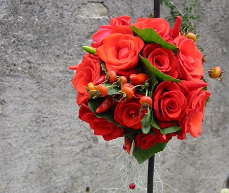 bouquet_boule_rouge